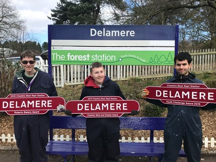 Northern partnership helps Delamere students scoop county award: Petty Pool