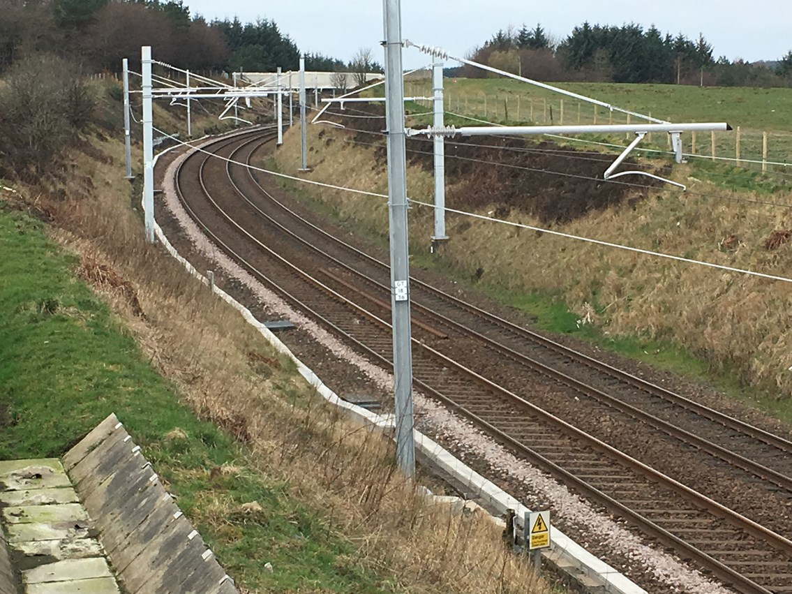 Shotts line electrification completed on time and on budget: IMG 7915