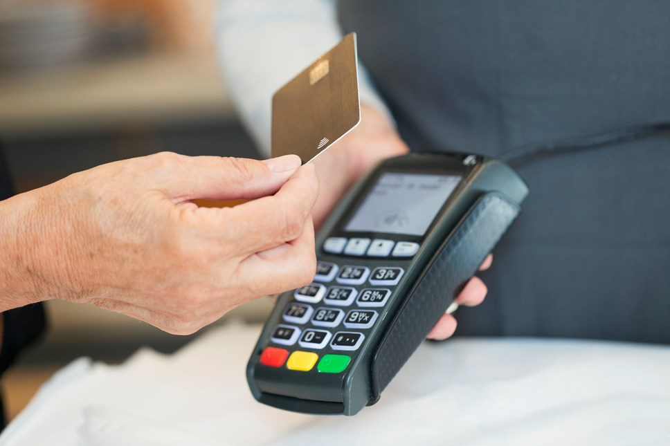Contactless payment now first choice for 19 million people: Contactless