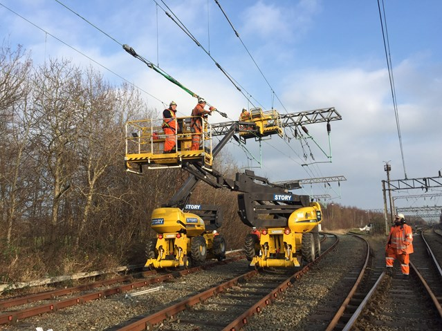 Final reminder to Sunday travellers of changes to journeys between Runcorn and Liverpool South Parkway: Weaver Wavertree upgrade