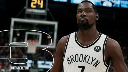 NBA 2K22 Courtside Report 3