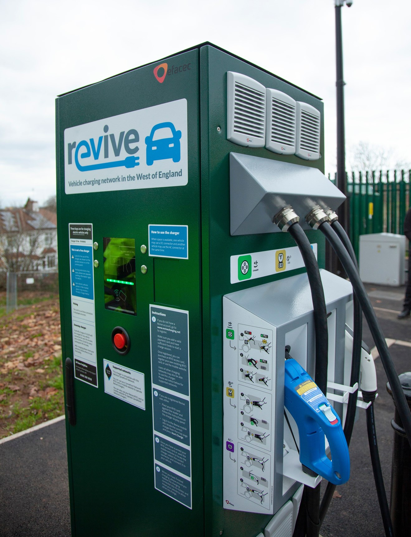 Siemens Mobility Limited leads partnership to deliver new EV charging network: Siemens-Mobility-Revive 091219