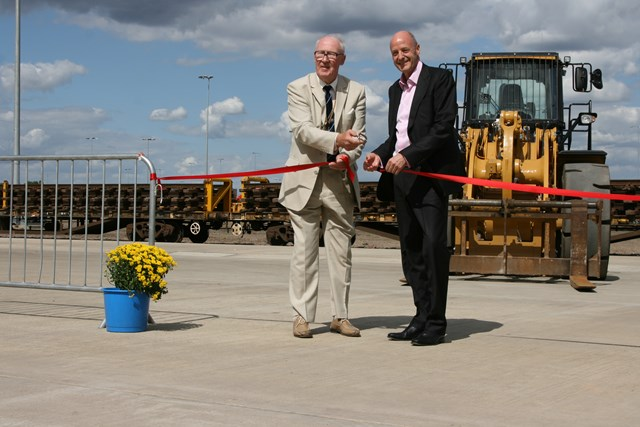 THOUSANDS TURN OUT FOR WHITEMOOR YARD OPEN DAY: Whitemoor yard depot open day