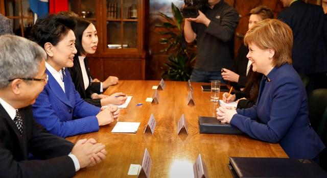 FM - Vice-Premier Liu Yandong (6 of 7)