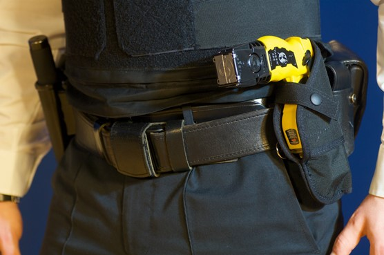 Home Office approves request for student officers to carry Taser: Taser