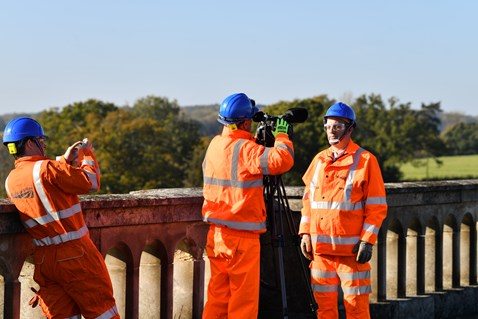 Brighton Mainline Upgrade Ouse Valley Oct 10  (47)