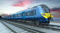 More trains back in Southeastern's timetable from 12 September: Class707 Exterior without text