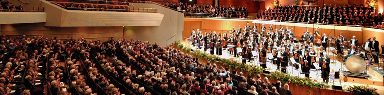 Siemens and Hallé Orchestra select shortlist in international conductors competition