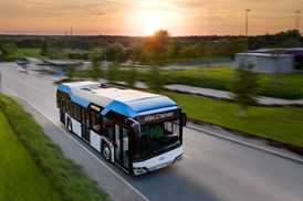Arriva Group places first Hydrogen bus order in The Netherlands: Hydrogen Bus Netherlands