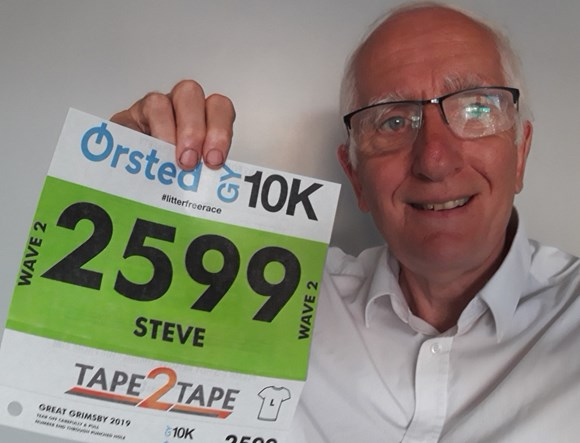 """""""More than a race"""" local race gives platform to charities: steve beasant 10k"""