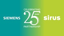 Siemens-Sirus-Celebrating-25-Years