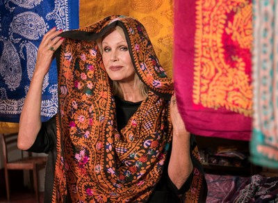 Follow Joanna Lumley's Silk Road Adventure - Sponsored by Saga: Joanna Lumley