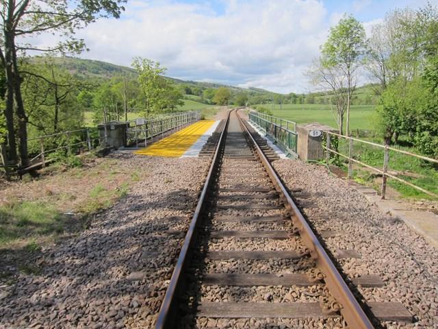 Railway bridge in Sleights