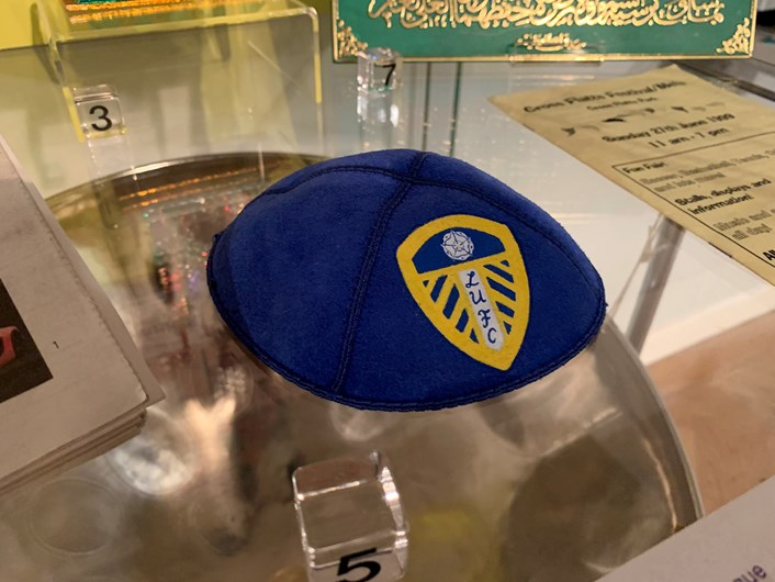 Object of the week- Leeds United kippah: img-1542-530522.jpg