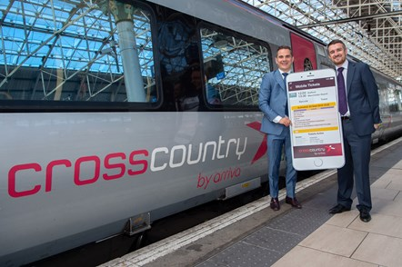 CrossCountry and Northern launch M-Tickets to Manchester Airport: Manc Airport Launch Photo 2018 v2