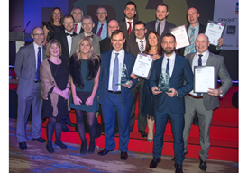 Arriva's rail success recognised with Rail Business of the Year award: Rail Business of the Year at the Rail Business Awards