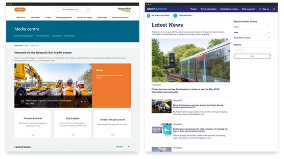 Network Rail and Southeastern