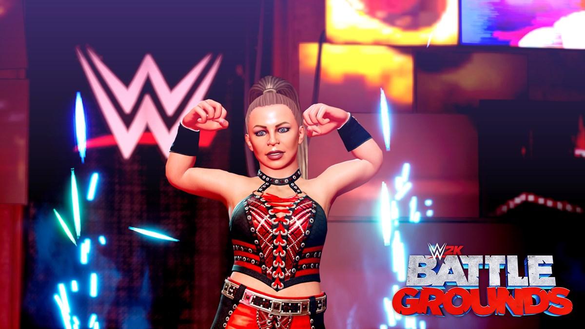 WWE2K BG Dana Brooke 2