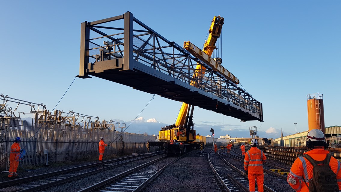 Passengers thanked for their patience as festive upgrades completed: BTM new boom 2