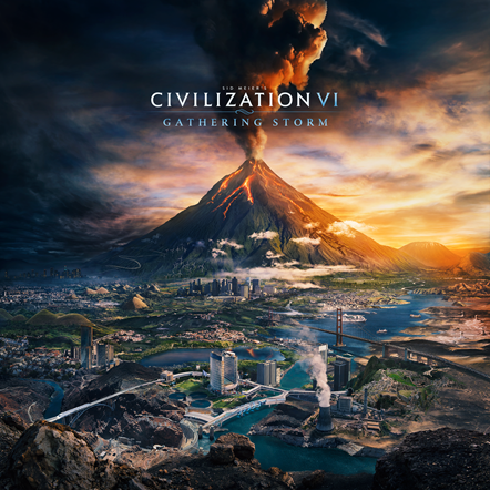 Sid Meier's Civilization® VI: Gathering Storm Now Available: CIV6 GS Art