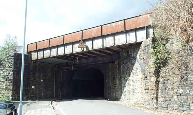 Renewal work to Mynydd Underbridge in Swansea to commence as part of Network Rail's Railway Upgrade Plan: Mynydd Underbridge-3