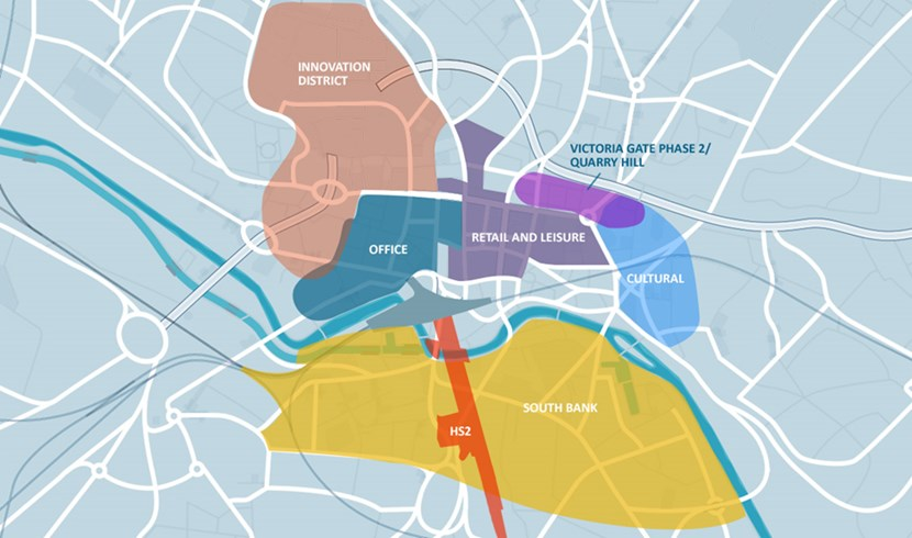 New proposal for an innovation district for Leeds : innovationdistrict.jpg