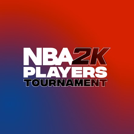 "NBA Players Go Head-to-Head in First-Ever ""NBA 2K Players Tournament"" on ESPN and ESPN2: NBA 2K Players Tournament Logo"