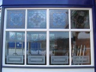 Stalybridge buffet bar - new/restored windows