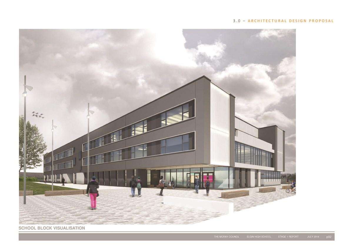Elgin High School price negotiations mean £400k off construction costs: Elgin High School price negotiations mean £400k off construction costs
