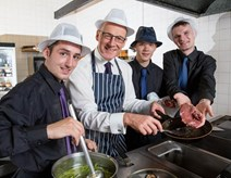 John Swinney has lunch with vulnerable young offenders: John Swinney has lunch with vulnerable young offenders<div><br /></div><div>Photographs©John Young / YoungMedia.co.uk</div>