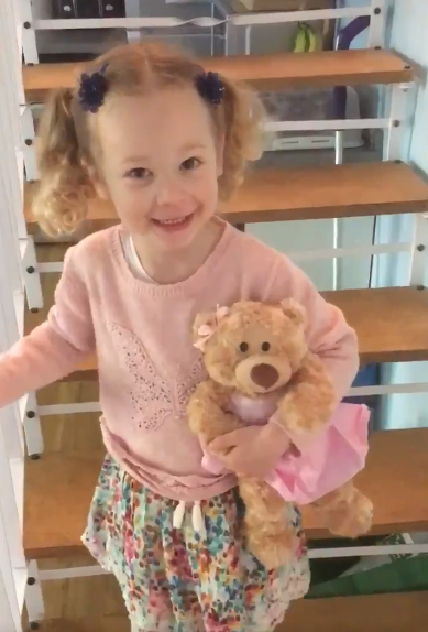 Southeastern staff embark on search and rescue mission for missing 'Twinkle-bear': twinkle teddy