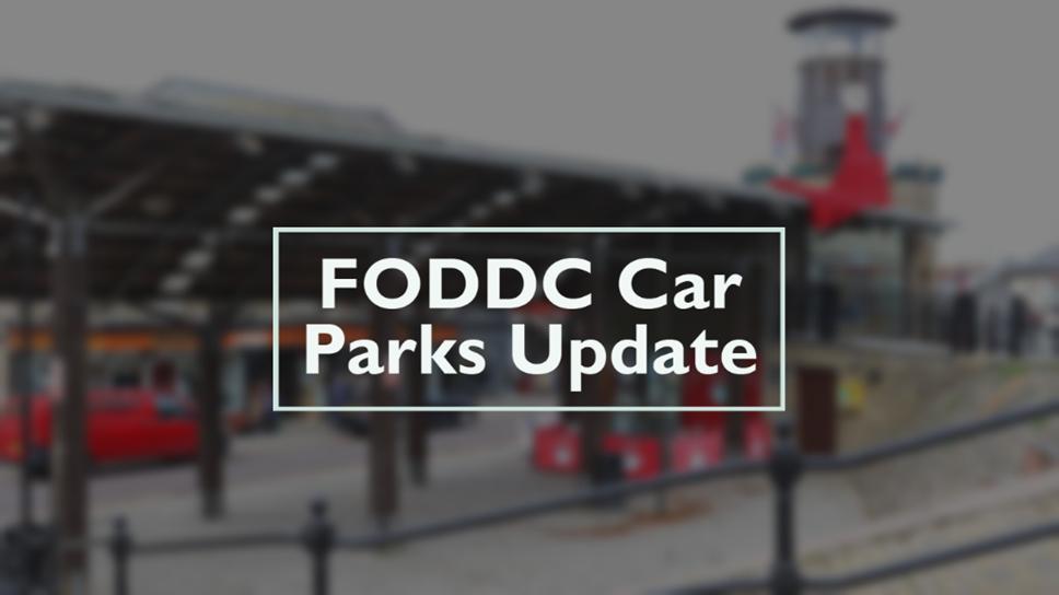 Car Parks Update: Car Parks
