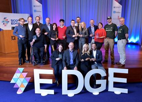 Scottish EDGE 11 Winners