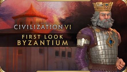 Civilization VI - Byzantium & Gaul Pack - Basil II