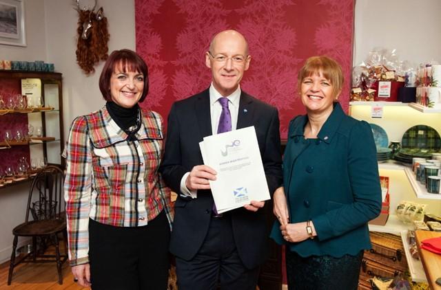 New support for women in business: Women's Enterprise - List