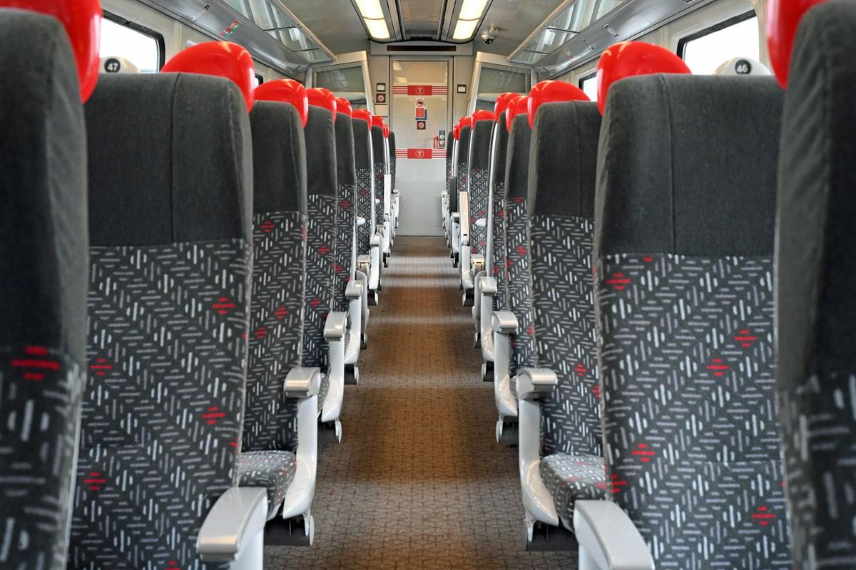 Class 175 Interior Shot