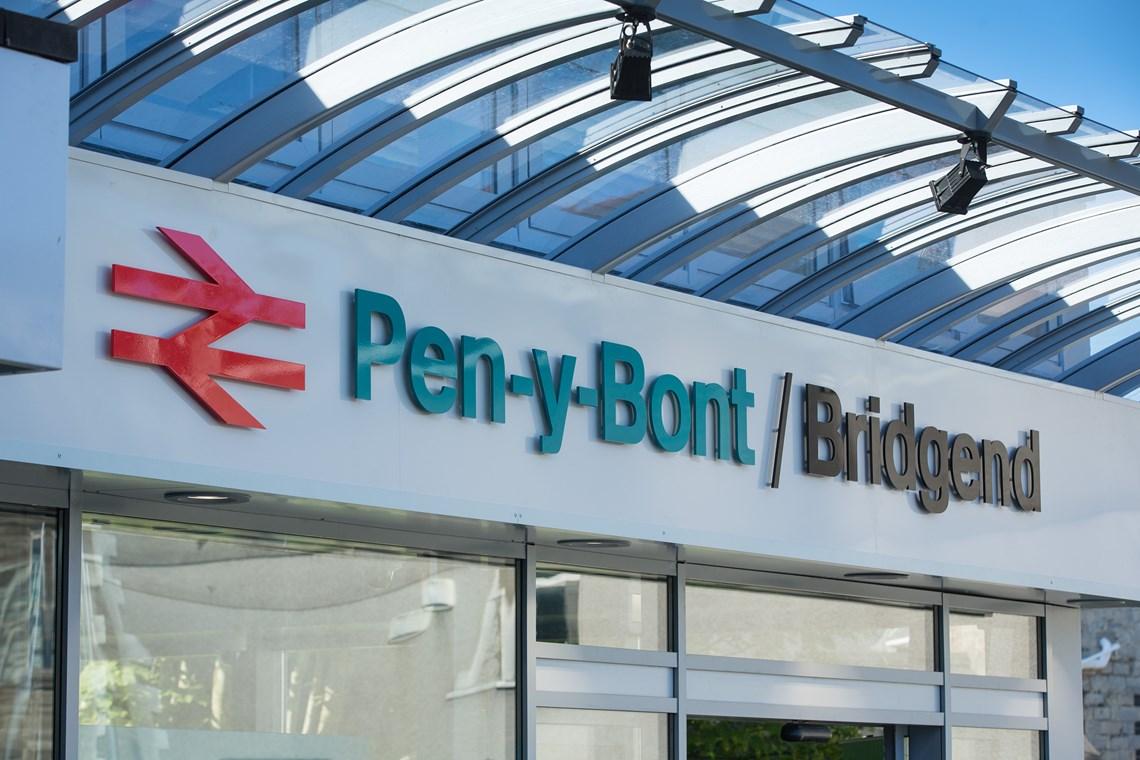Bridgend Station