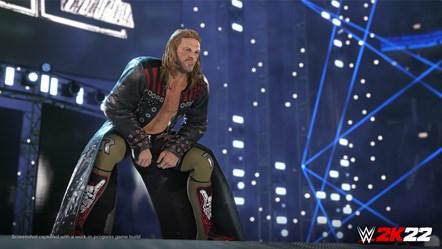 WWE 2K22 Edge