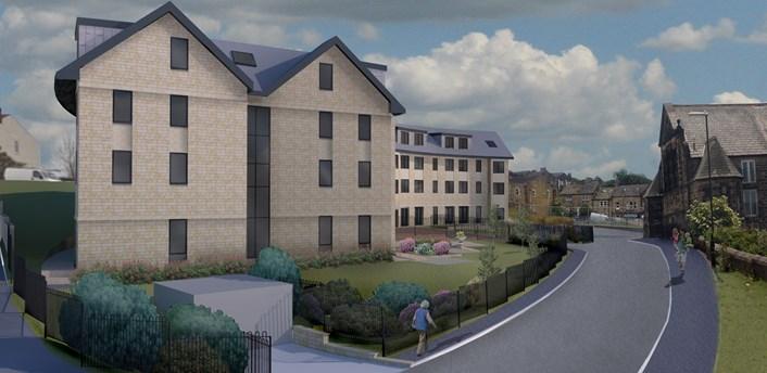 Flagship housing developments get underway: extracareatyeadon2.jpg