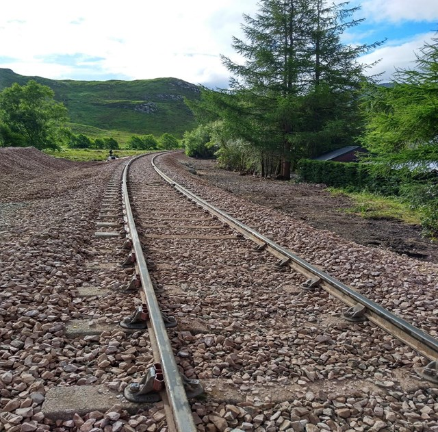 West Highland line to reopen for customers: Lochailort July 11