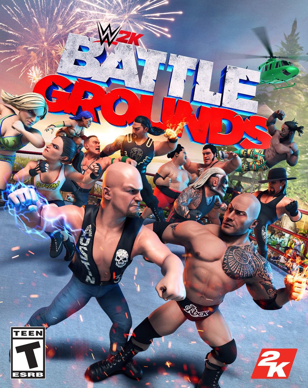 WWE2K BG ST AGN FOB (ESRB)