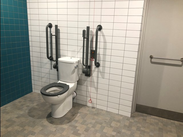 Network Rail open Changing Places facility in Leeds – the UK's leader in accessibility-1