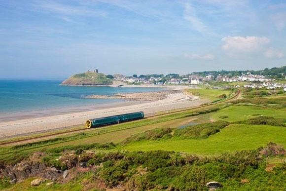 6. Longest railways stretched across the seaside