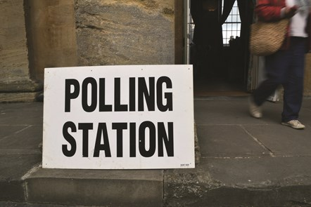 Chipping Norton polling station