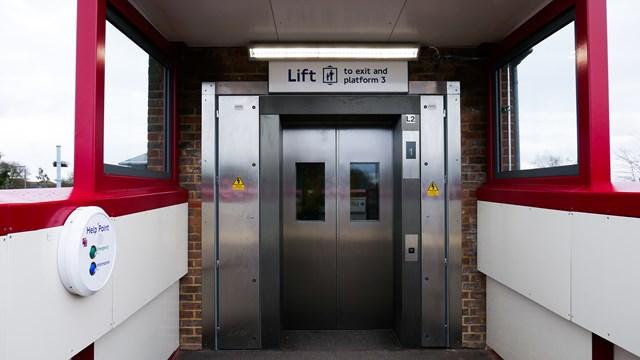 TfL Image - Lift