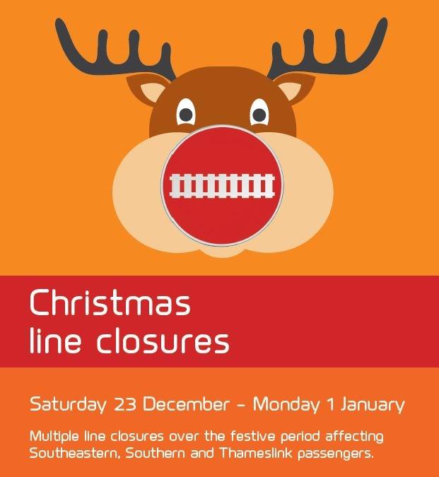 TLPChristmasClosures: Thameslink Programme Christmas closures