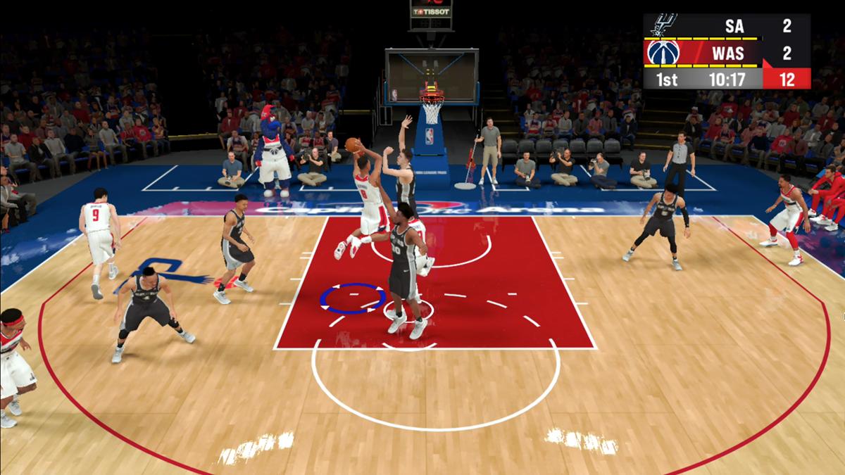 NBA 2K22 Apple Arcade Wizards