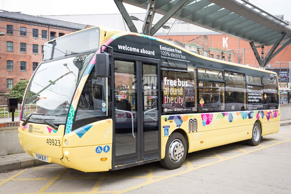 Free Bus boost as services extended: Free Bus