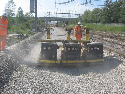 West Coast - Milton Keynes work