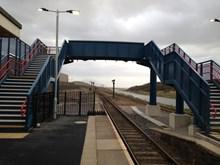 Sellafield new footbridge